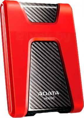 Внешний жесткий диск A-data DashDrive Durable HD650 1TB (AHD650-1TU3-CRD) - общий вид
