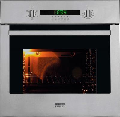 Электрический духовой шкаф KRONAsteel IEK 1636 (Inox) - общий вид