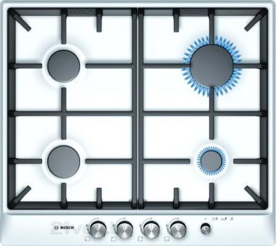 Газовая варочная панель KRONAsteel IGM 2654 E (Inox) - общий вид