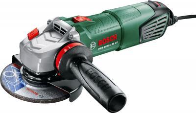 Угловая шлифовальная машина Bosch PWS 1000-125 CE (0.603.3A2.820) - общий вид