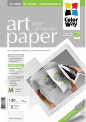 Фотобумага ColorWay PTW120005A4 - общий вид