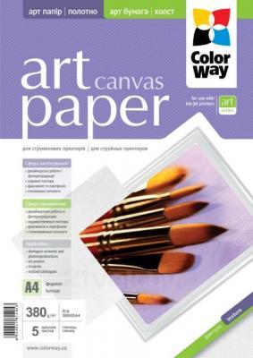 Фотобумага ColorWay PCN380005A4 - общий вид