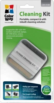 Набор для чистки электроники ColorWay CW-4109 - упаковка