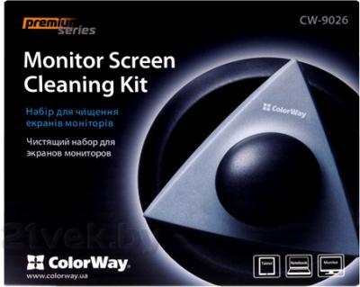Набор для чистки электроники ColorWay CW-9026 - упаковка