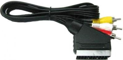 Кабель аудио-видео Simpatio PTSCART3RCA15M - общий вид