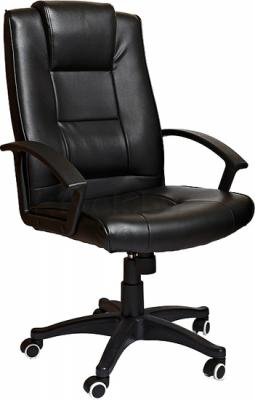 Кресло офисное SiestaDesign Classic V2 (Black) - общий вид
