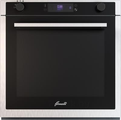 Электрический духовой шкаф Fornelli FEA 60 BINARIO IX /BL - общий вид