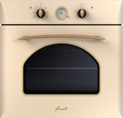 Электрический духовой шкаф Fornelli FEA 60 MERLETTO IVORY - общий вид