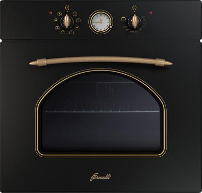 Электрический духовой шкаф Fornelli FEA 60 MERLETTO PIATTO AN - общий вид