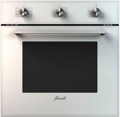 Электрический духовой шкаф Fornelli FEA 60 CORAGGIO WH - общий вид