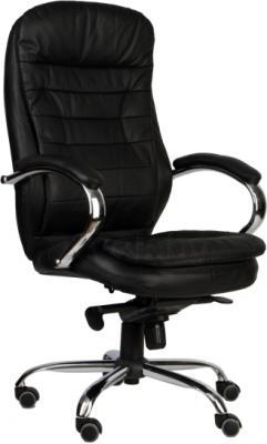 Кресло офисное SiestaDesign Elite (Black) - общий вид