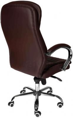Кресло офисное SiestaDesign Elite (Coffee) - вид сзади