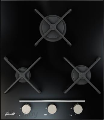 Газовая варочная панель Fornelli PG 45 FASCINO - общий вид