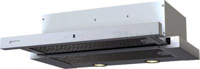 Вытяжка телескопическая Shindo Mio Sensor 50 W/WG 3E - общий вид