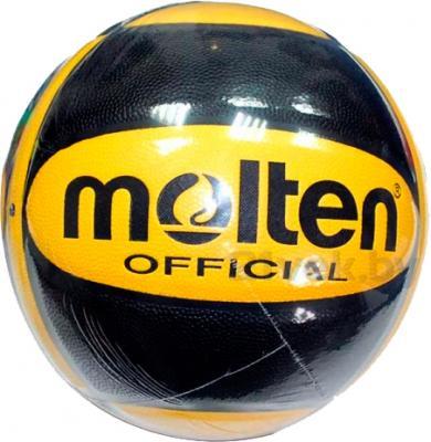 Баскетбольный мяч Molten PU2580 - общий вид в упаковке