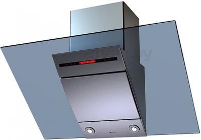 Вытяжка декоративная Shindo PALLADA sensor 90 SS/BG 4ETC - общий вид