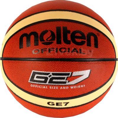 Баскетбольный мяч Molten PVC-MO12 - общий вид