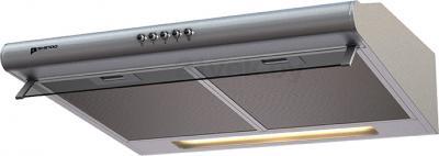 Вытяжка плоская Shindo GEMMA 50 SS - общий вид