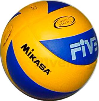 Мяч волейбольный Mikasa K-501 - общий вид
