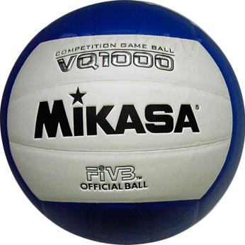 Мяч волейбольный Mikasa VQ1000 - общий вид