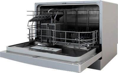 Посудомоечная машина Flavia TD 55 VALARA - с открытой дверцей