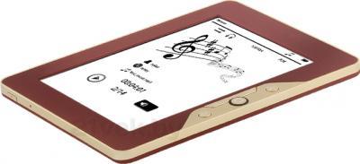 Электронная книга TeXet TB-116FL (4GB, Red) - общий вид
