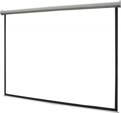 Проекционный экран Classic Solution Norma 305x229 (W 297x221/3 MW-L4/W) - общий вид
