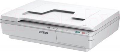 Планшетный сканер Epson WorkForce DS-5500 - общий вид