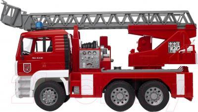Масштабная модель автомобиля Bruder Пожарная машина MAN (01981) - общий вид