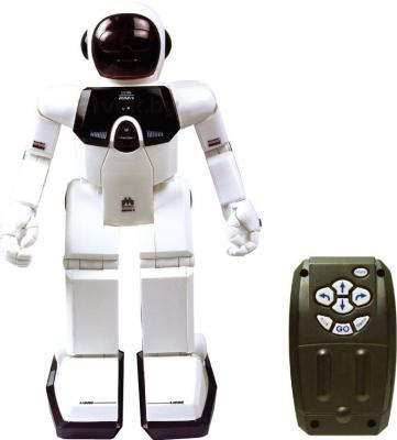 Радиоуправляемая игрушка Silverlit Build a Bot (88311) - общий вид