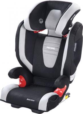 Автокресло Recaro Monza Nova Seatfix IS (графит) - общий вид