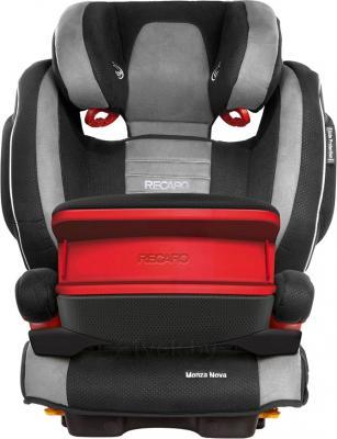 Автокресло Recaro Monza Nova Seatfix IS (графит) - съемный бампер