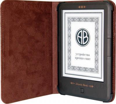 Электронная книга Onyx BOOX C63L AKUNIN BOOK (Black) - в обложке