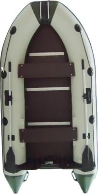Надувная лодка Велес 03/300 - вид сверху