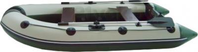Надувная лодка Велес 03/300 - вид сбоку