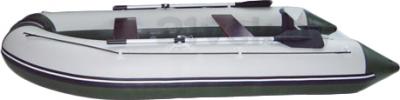 Надувная лодка Велес 03/330 - вид сбоку
