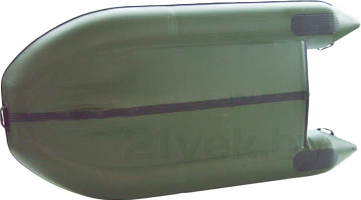 Надувная лодка Велес 03/330 - вид снизу