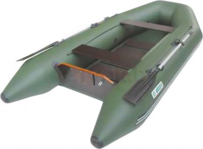 Надувная лодка Велес 02/300S - общий вид