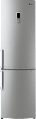 Холодильник с морозильником LG GA-B489YLQZ - общий вид