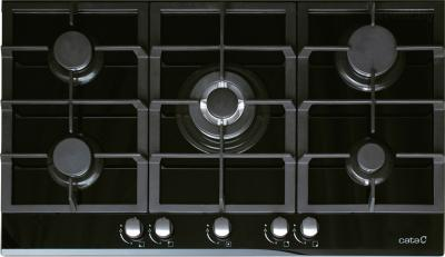 Газовая варочная панель Cata LCI 941 BK - общий вид