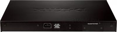 Коммутатор D-Link DGS-1500-28P - вид сзади