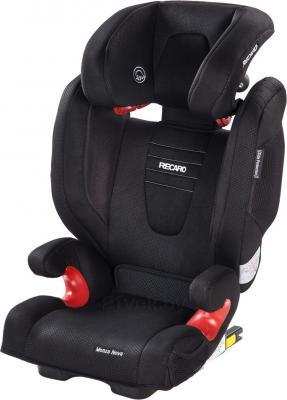 Автокресло Recaro Monza Nova Seatfix IS (черный) - общий вид