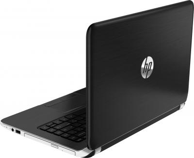 Ноутбук HP Pavilion 15-n205sr (F7S19EA) - вид сзади
