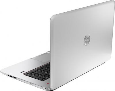 Ноутбук HP ENVY 17-j112sr (F7T11EA) - вид сзади