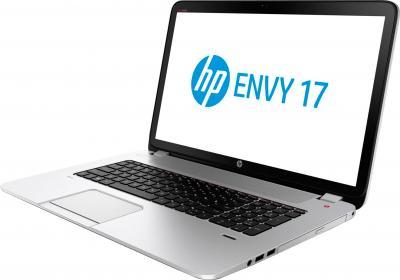 Ноутбук HP ENVY 17-j112sr (F7T11EA) - общий вид
