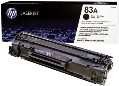 Картридж HP 83A (CF283A) - общий вид