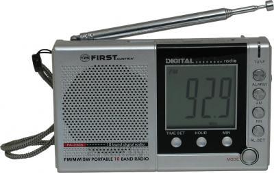 Радиоприемник FIRST Austria FA-2305 - общий вид