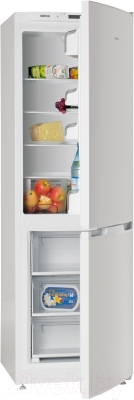 Холодильник с морозильником ATLANT ХМ 5124-000-F - в открытом виде