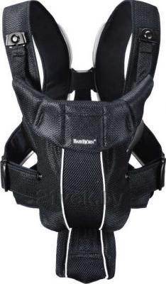 Эрго-рюкзак BabyBjorn Active Mesh 0250.02 (черный) - общий вид