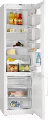 Холодильник с морозильником ATLANT ХМ 6326-101 - пример наполнения